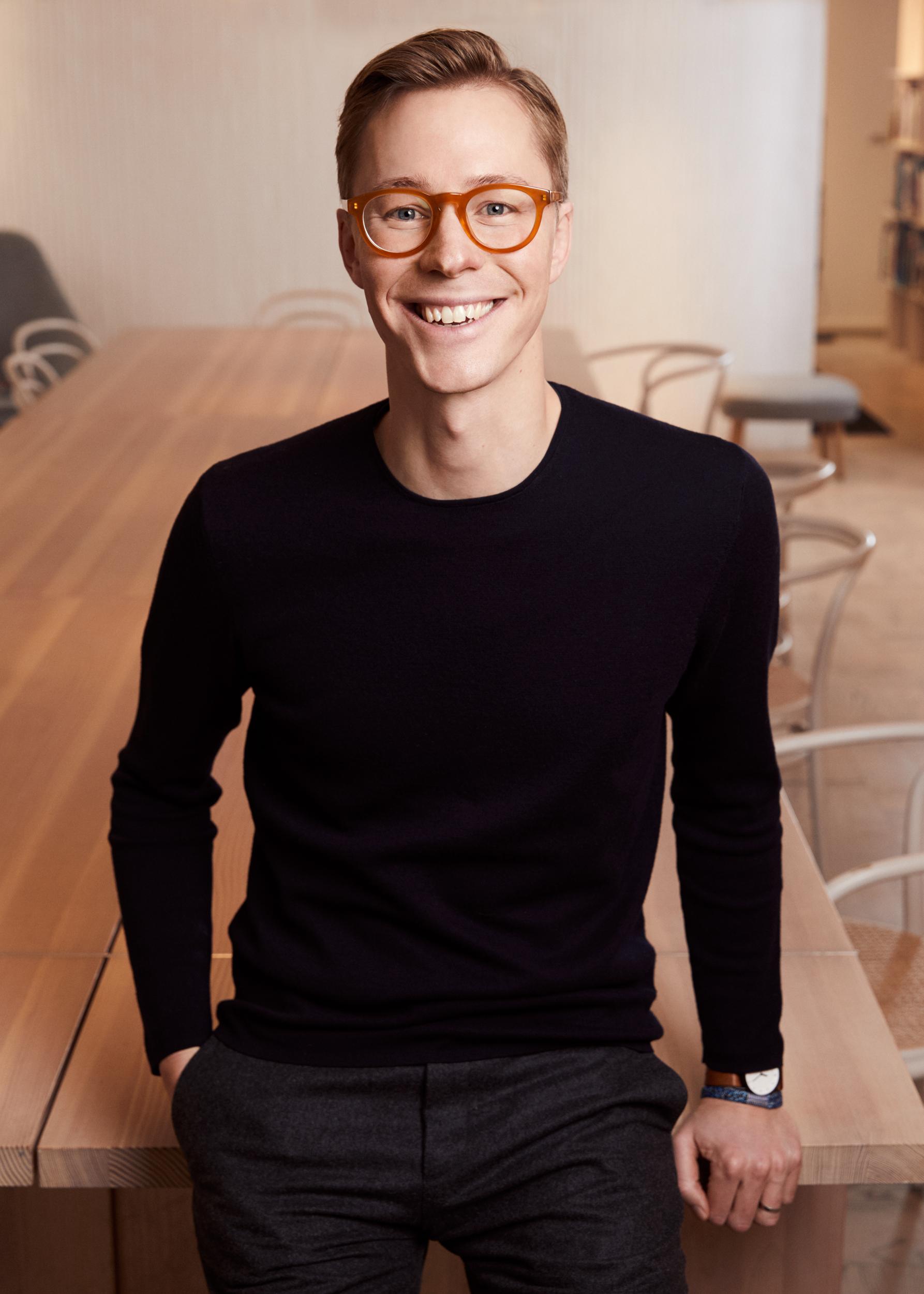 Erik Bang (H&M Foundation)